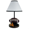 "Ore International 15""H Football Accent Table Lamp"