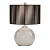 "Ore International 22""H Ceramic Table Lamp"