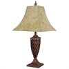"Ore International 30"" Table Lamp - Bronze Finish"