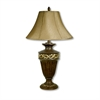 "Ore International 32"" Filigree Table Lamp"
