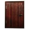 "Ore International 14"" Key Holder Rack - Mahogany"