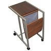 "Ore International 24.25""H Laptop Cart"