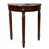 "Ore International Crescent End Table - Cherry (30"")"