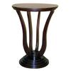 "Ore International 26.5"" Dita Accent Table - Cherry"