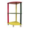 Ore International Kids' 3-Tier Corner Shelf