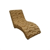 Ore International Modern Leopard Print Chaise