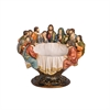 "Ore International 12.25""H Last Supper Fruit Holder"