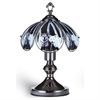"Ore International 14.25"" Touch-On Table Lamp - Wolf"