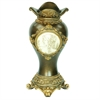 "16.25""H Handcrafted Bronze Decorative Vase"