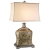 "Ore International 30""H Fern Table Lamp"