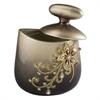 Ore International Sapphire Rose Decorative Jewelry  Box