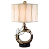31''H Laurell Topaz Table Lamp