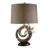 "Ore International 27.5""H Florria Table Lamp"