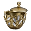 "Ore International 7.75""H Gaia Decorative Box"