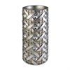 "13.50""H Silver Dazzle Decorative Vase"