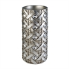 "18.50""H Silver Dazzle Decorative Vase"