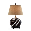 Ore International 28.5'' H Kukui Table Lamp