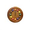 "Ore International 17"" Round Pool Clock"