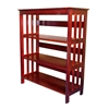 "36"" 3-Tier Bookcase - Cherry"