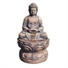 Large Buddha Fountain - 29""