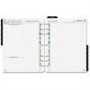 "12-Months Planner Refill - Julian - Daily - 1 Year - January 2017 till December 2017 - 8:00 AM to 6:00 PM - 1 Day Double Page Layout - 8.50"" x 11"" - Tabbed, Phone Directory, Expense Form, Ad"