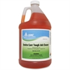 RMC Tough Job Cleaner - Liquid Solution - 1 gal (128 fl oz) - 1 Each - Orange