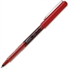 Integra Liquid Ink Rollerball Pen - 0.7 mm Point Size - Red Barrel - 1 Dozen