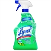 Lysol All-Purpose Cleaner - Spray - 0.25 gal (32 fl oz) - Mountain Fresh Scent - 1 Each - Blue