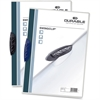 "Swingclip Report Cover - Letter - 8 1/2"" x 11"" Sheet Size - 30 Sheet Capacity - Polypropylene - Clear - 25 / Box"