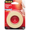 "Scotch General Painting Masking Tape - 0.75"" Width x 83.33 ft Length - 3"" Core - Removable - 1 Roll - Tan"