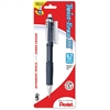 Pentel Twist-Erase III Mechanical Pencil - HB, #2 Lead Degree (Hardness) - 0.7 mm Lead Diameter - Refillable - Assorted Barrel - 1 Each