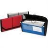 Pendaflex Check File - 13 Pocket(s) - Poly - Blue - 1 Each