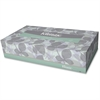 "Kleenex Naturals Facial Tissue - 8.40"" x 8.40"" - White - Fiber - Soft - For Restroom - 125 Sheets Per Box - 125 / Box"