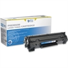 Elite Image Remanufactured MICR Toner Cartridge Alternative For HP 35A (CB435A) - Laser - 1500 Page - 1 Each