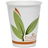 Solo Bare Hot Cup - 8 oz - 50 / Pack - White - Paper - Hot Drink