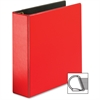 "Cardinal EasyOpen Locking Slant-D Ring Binder - 3"" Binder Capacity - Letter - 8 1/2"" x 11"" Sheet Size - 675 Sheet Capacity - 3 x D-Ring Fastener(s) - 2 Inside Front & Back Pocket(s) - Polypropylene -"