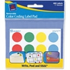 "Avery Color Coding Label - Removable Adhesive - 0.75"" Diameter - 12 / Sheet - Circle - Assorted - 480 / Pack"