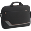 "Solo Vector Carrying Case (Briefcase) for 17.3"" Notebook - Black - Neoprene - Shoulder Strap x 18"" Width x 2.5"" Depth"