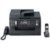 Panasonic KX-MB2061 Laser Multifunction Printer - Monochrome - Plain Paper Print - Desktop - Answering Machine/Copier/Fax/Printer/Scanner/Telephone - 24 ppm Mono Print - 600 x 600 dpi Print - 24 cpm M