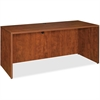 "Lorell Essentials Credenza Shell - 59"" x 23.6"" x 29.5"" - Finish: Cherry, Laminate"