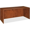 "Lorell Essentials Credenza Shell - 66.1"" x 23.6"" x 29.5"" - Finish: Cherry, Laminate"