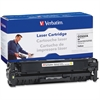 Verbatim 97483 Remanufactured Toner Cartridge - Alternative for HP (CC532A) - Yellow - Laser - 1 Each