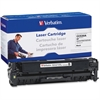 Verbatim 97485 Remanufactured Toner Cartridge - Alternative for HP (CC530A) - Black - Laser - 1 Each