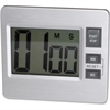 Tatco 52410 Digital Timer - Desktop - Silver, Black