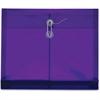 """Pendaflex Side-Load Poly Ultracolor Envelopes - Letter - 8 1/2"""" x 11"""" Sheet Size - 1 1/4"""" Expansion - Polypropylene - Purple - 5 / Pack"""