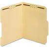 "Pendaflex Manila Fastener Folder - Letter - 8 1/2"" x 11"" Sheet Size - 3/4"" Expansion - 2 Fastener(s) - 2"" Fastener Capacity for Folder - 2/5 Tab Cut - Right of Center Tab Location - 11 pt. Folder Thic"