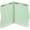 "Pendaflex 100% Recycled Presssboard Folder with Fastener - Letter - 8 1/2"" x 11"" Sheet Size - 1"" Expansion - 2 Fastener(s) - 2"" Fastener Capacity - 1/3 Tab Cut - Assorted Position Tab Location - 25 pt"