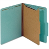 "Pendaflex Recycled Classification File Folder - Letter - 8 1/2"" x 11"" Sheet Size - 1 3/4"" Expansion - 4 Fastener(s) - 2"" Fastener Capacity, 1"" Fastener Capacity for Divider - 2/5 Tab Cut - Top Tab Loc"