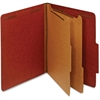 "Pendaflex Recycled Classification File Folder - Letter - 8 1/2"" x 11"" Sheet Size - 2 1/2"" Expansion - 2 Fastener(s) - 2"" Fastener Capacity, 1"" Fastener Capacity for Divider - 2/5 Tab Cut - Right Tab L"