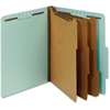 "Pendaflex 3-Dividers Classification Folder - Letter - 8 1/2"" x 11"" Sheet Size - 3 1/2"" Expansion - 5 Fastener(s) - 2"" Fastener Capacity for Folder, 1"" Fastener Capacity for Divider - 2/5 Tab Cut - Rig"
